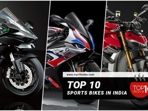 Top 10 Sports Bikes in India