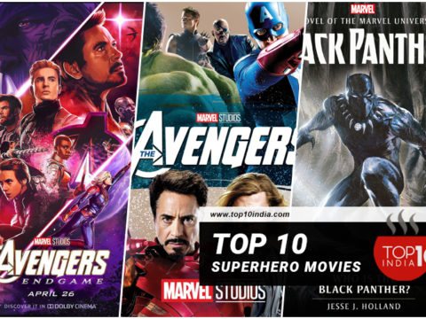 Top 10 Superhero Movies