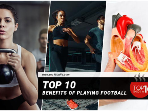 Top 10 benefits of playing football