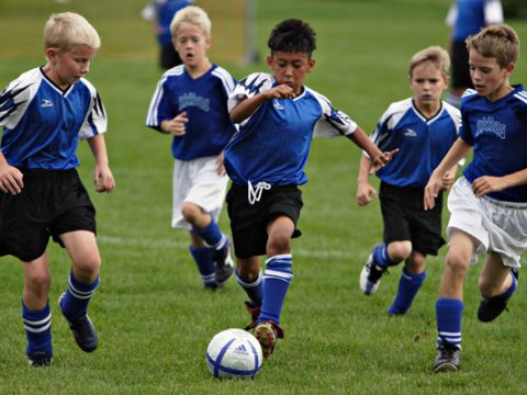 Top 10 facts about how to play football