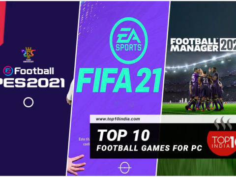 Top 10 football games for pc