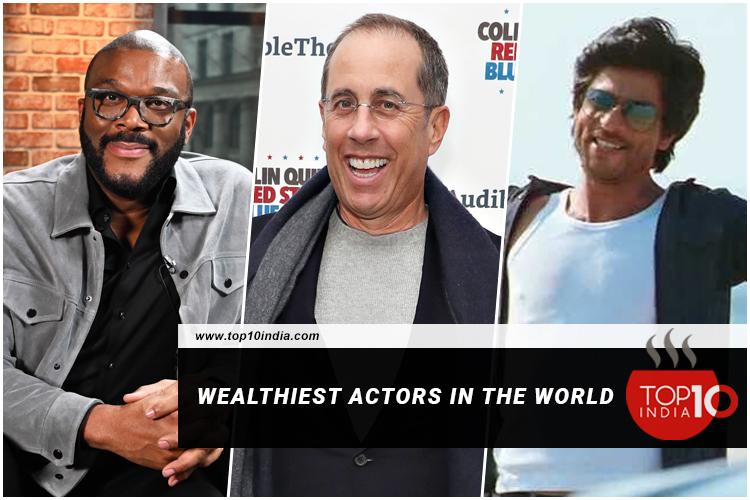 Wealthiest Actors in The World