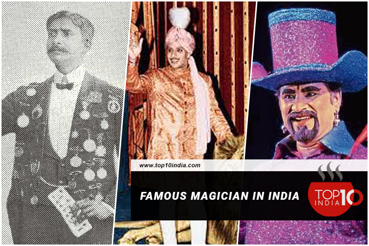 Famous Magician in India