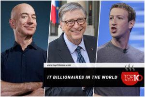 IT Billionaires In The World