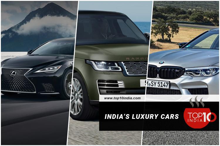 India's Luxury Cars