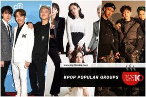 Kpop Popular Groups