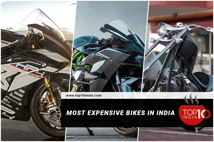 Most Expensive Bikes In India