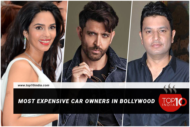 Most Expensive Car Owners In Bollywood