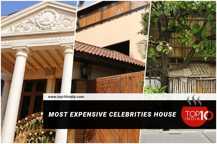Most Expensive Celebrities House