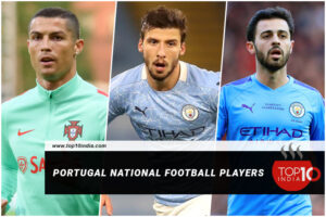 Portugal National Football Players