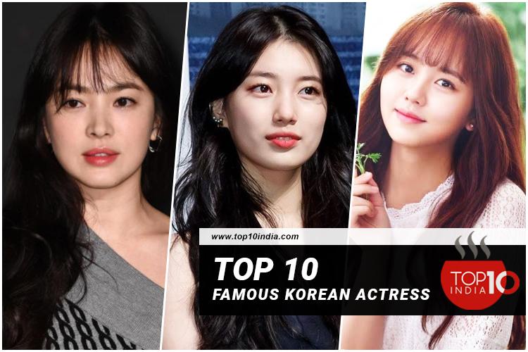 Top 10 Famous Korean Actress