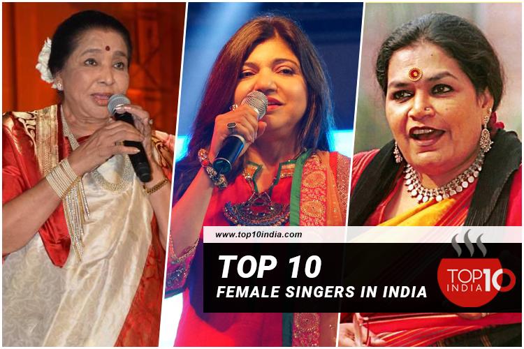 Top 10 Female Singers In India
