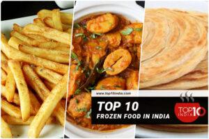 Top 10 Frozen Food in India