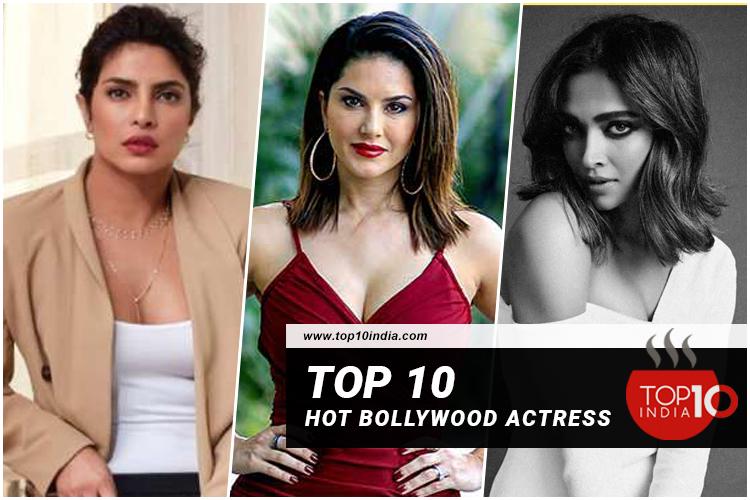 Top 10 Hot Bollywood Actress