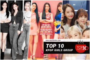 Top 10 Kpop Girls Group