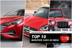 Top 10 Modified Cars In India