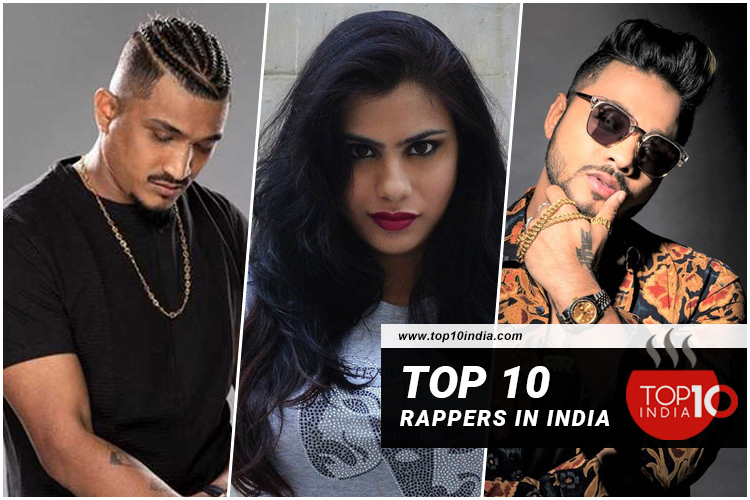 Top 10 Rappers In India