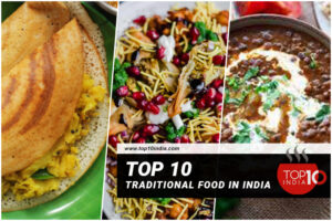 Top 10 Traditional Food in India