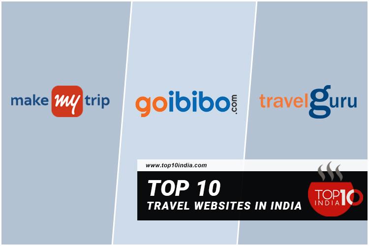 Top 10 Travel Websites in India