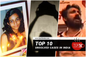Top 10 Unsolved Cases In India