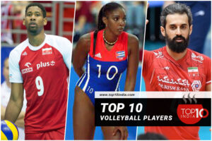 Volleyball Top 10 Players