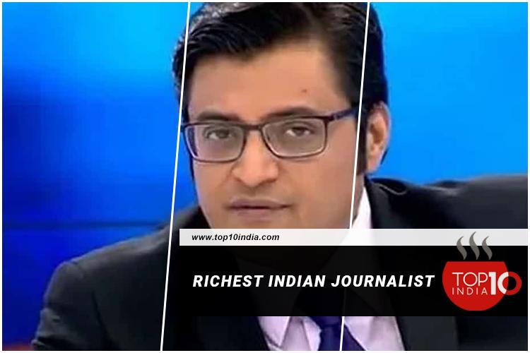 Richest Indian journalist