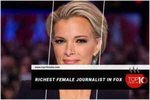 Richest female journalist in Fox