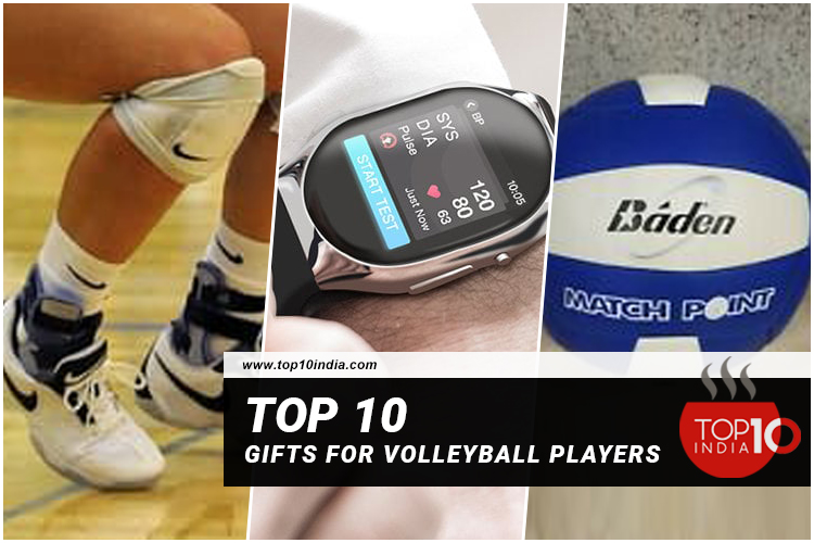 Top 10 gifts for Volleyball players