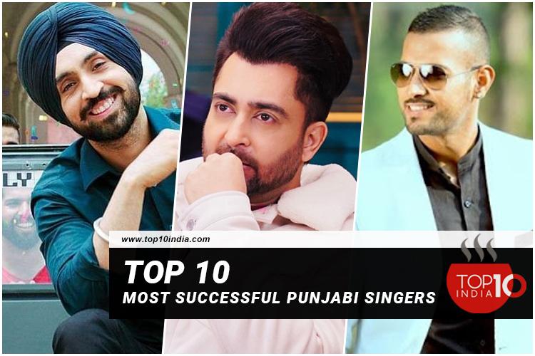Top 10 most successful Punjabi singers