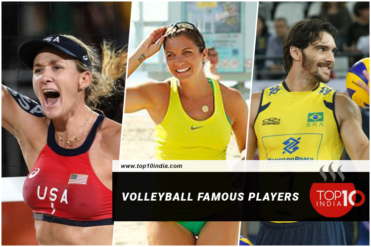 Volleyball Famous Players