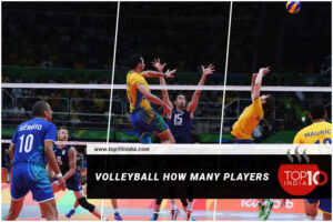 Volleyball How Many Players