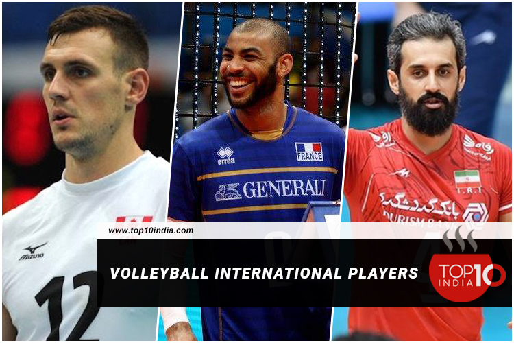 Volleyball International Players