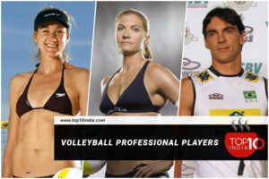 Volleyball Professional Players