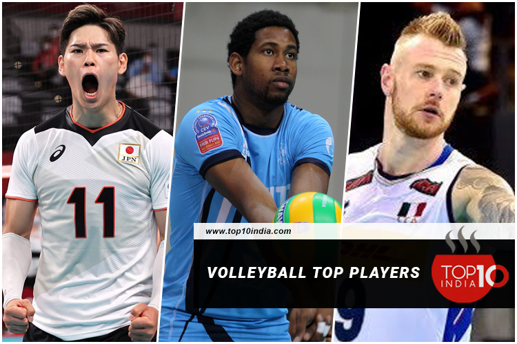 Volleyball Top Players