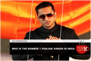 Who is the Number 1 Punjabi singer in India